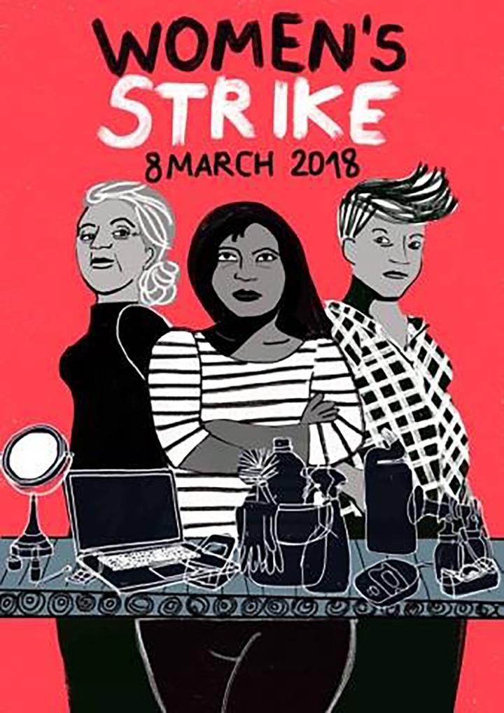 women strike poster 1